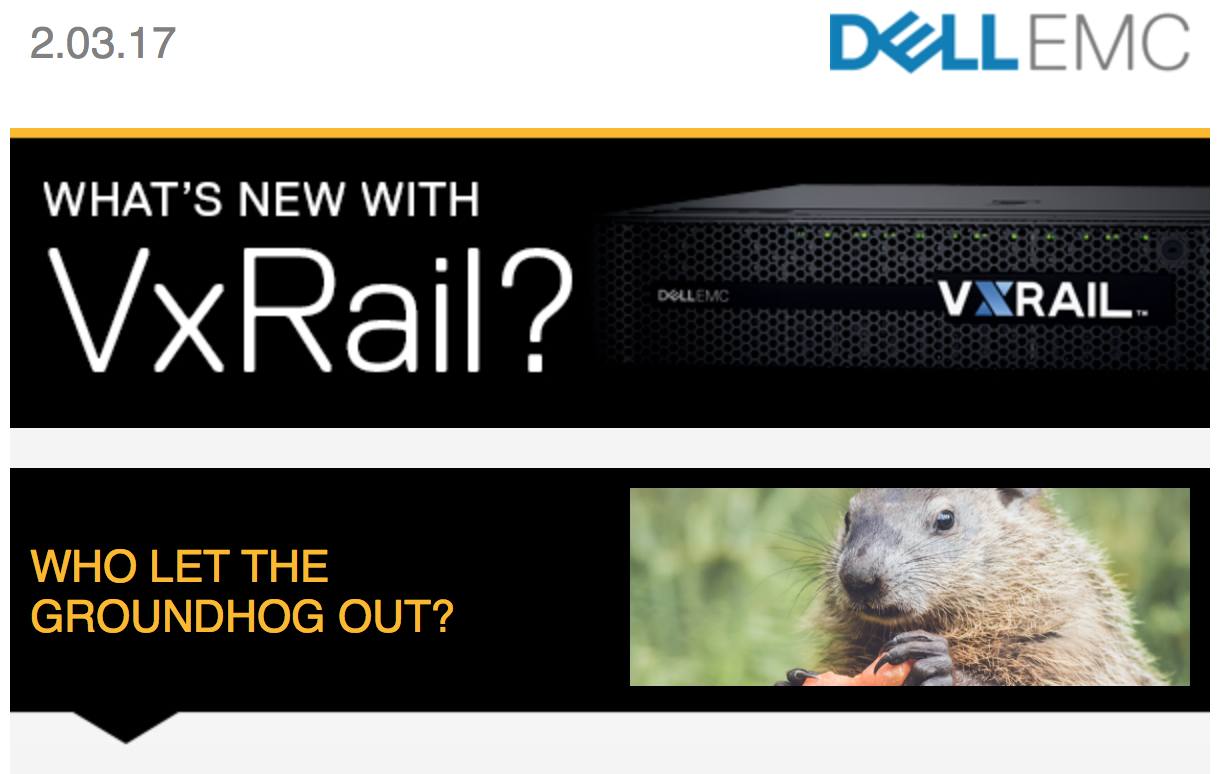 What's New With VxRail?