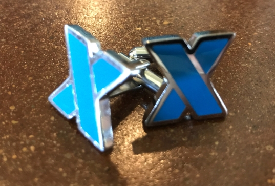 X Cufflinks